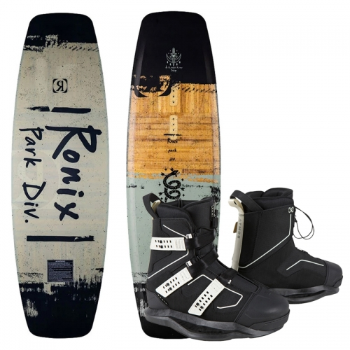 2021 TOP NOTCH 143 / ATMOS wakeboard package
