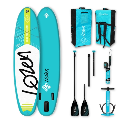 BLUE LINE stand up paddleboard package