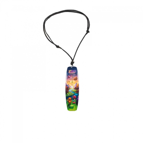 TAO WAKEBOARD necklace