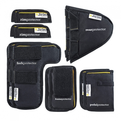 EXTENDED PACKAGE bicycle frame protector