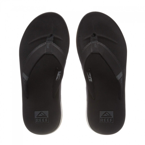 FANNING LOW BLACK sandal