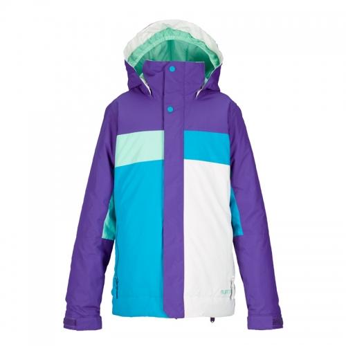 GIRL'S PIPER junior snowboard jacket
