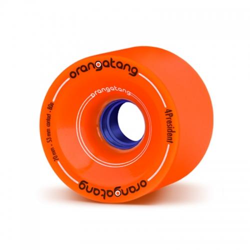 4PRESIDENT 70mm/80a wheels