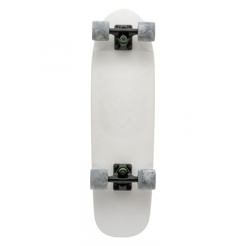 DINGHY ARCTIC FOX White longboard