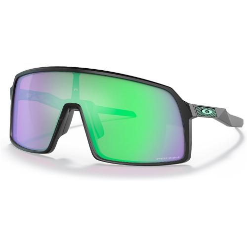 SUTRO Matte blk/Prizm road jade sunglasses