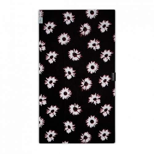 TOWEL QUICKDRY BLACK WHITE towel