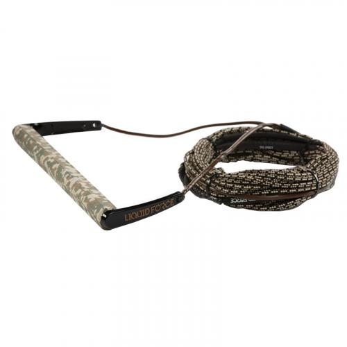 TEAM DYNEEMA rope & handle combo
