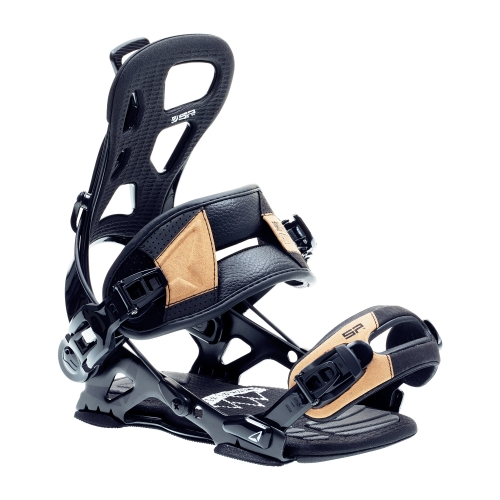 FASTEC BROTHERHOOD sLAB snowboard binding