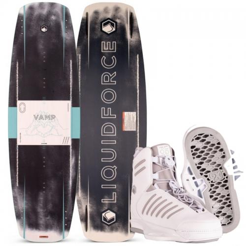 2021 VAMP 141 / TAO 6X wakeboard package