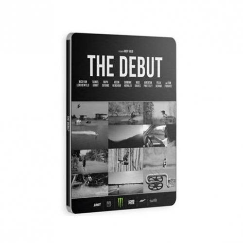 THE DEBUT dvd + blu-ray