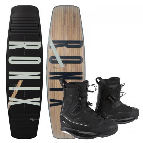 2021 KINETIK PROJECT FLEXBOX 2 144 wakeboard / ONE wakeboard  package