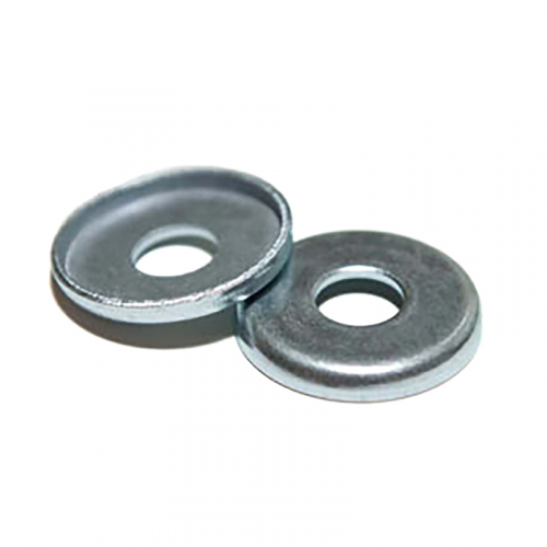 CUPPED washer