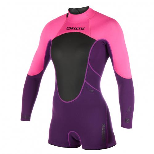 BRAND 3/2 LONGARM SUPERSHORTY wetsuit