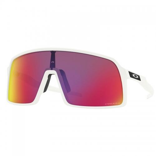 SUTRO Matte wht/ Prizm road sunglasses