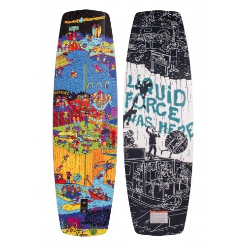 2021 BUTTERSTICK PRO LTD wakeboard series