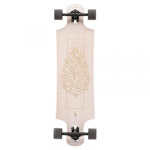 DROP HAMMER WHITE OAK longboard