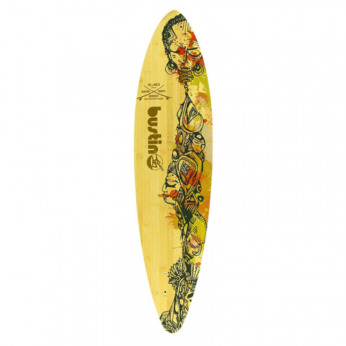 PINTAIL BAMBOO longboard deck