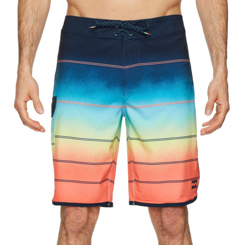 "73 X STRIPE 16.5"" boardshort"