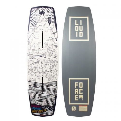 2020 BUTTERSTICK PRO LTD wakeboard