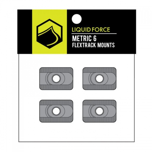 6IN FLEXTRACK insert set