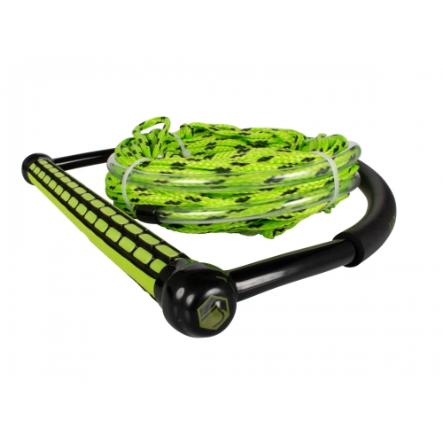 TR9 65ft 4 section wakeboard handle combo