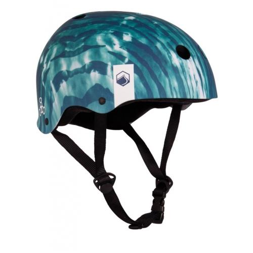 FLASH TIE DYE wakeboard helmet