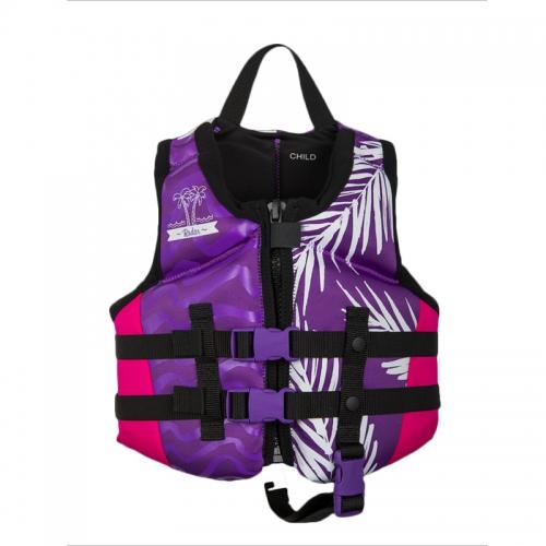 GIRL'S child gyerek wakeboard vest
