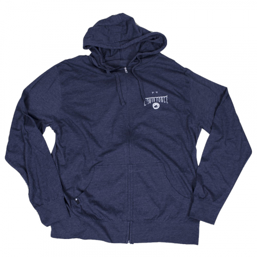 IMAGINE CARDIGAN ZIP-UP hoodie
