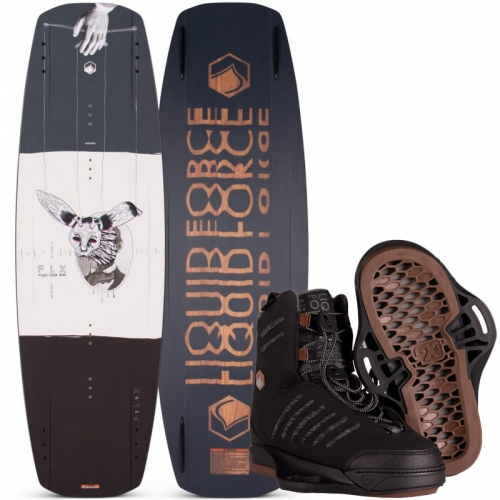 2021 FLX 139 / TAO 6X wakeboard package