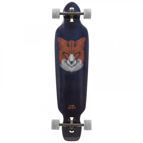 BATTLE AXE FOX longboard