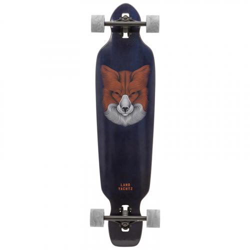 BATTLE AXE FOX longboard