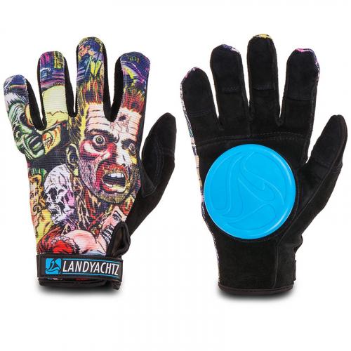 COMIC SLIDE gloves