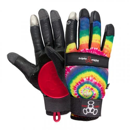 TIE DYE DH slide gloves